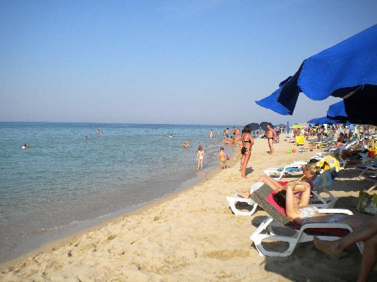 Porto Giardino Resort: i lettini!!!!