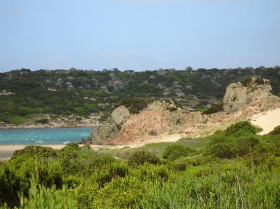Villaggio Touring Club Italiano - La Maddalena: il villaggio visto da lontano