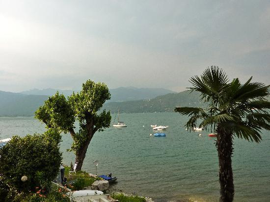 Hotel Rigoli : View from room Balcony