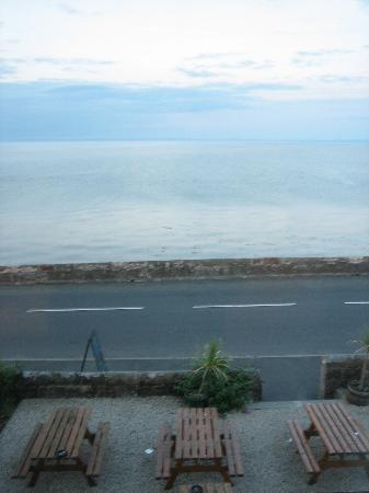 Eden Lodge Hotel: Sea View from the room