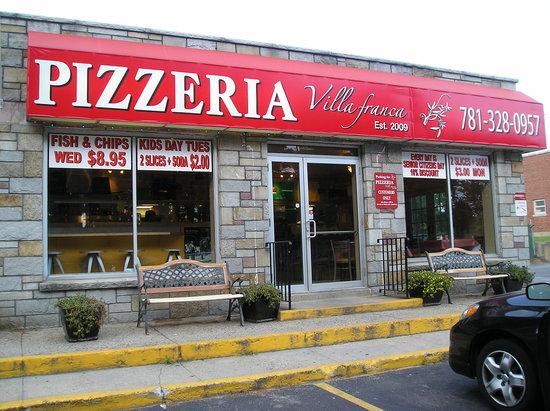 Italian Restaurants Burlington Ma