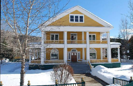 Περιοχή Yukon, Καναδάς: Commissioner's Residence, Dawson City