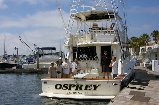 Osprey Private Charters