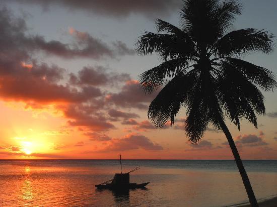 The Wakaya Club & Spa: Sunset