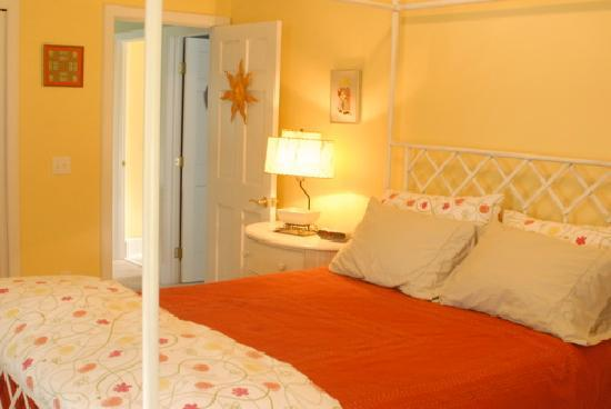Steller House B&B: The Solar Room
