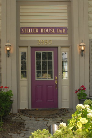 Steller House B&B : Welcome to the Steller House