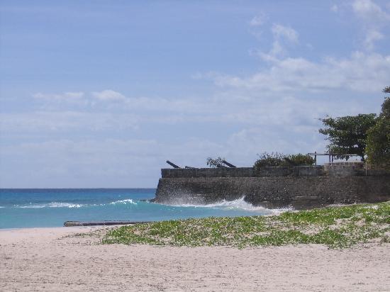 Hilton Barbados Resort: The old fort