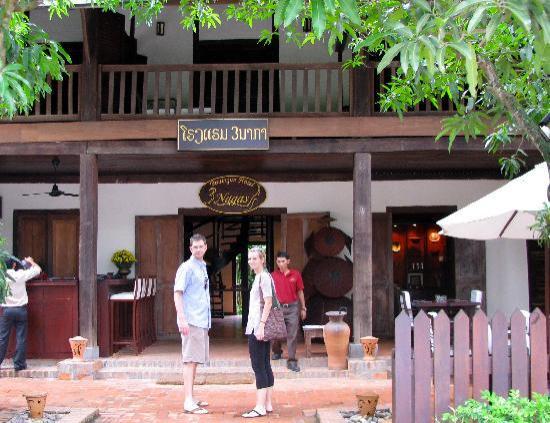 Hotel 3 Nagas Luang Prabang MGallery by Sofitel: Hotel