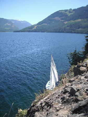 Strathcona Park Lodge & Outdoor Education Centre: Afternoon Sail