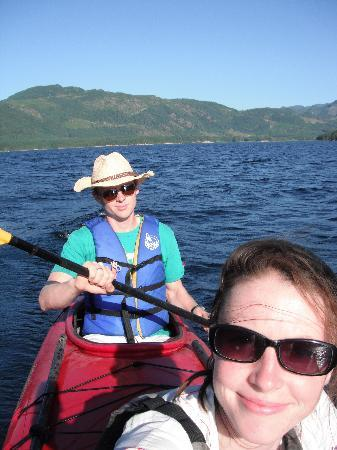 Strathcona Park Lodge & Outdoor Education Centre : Double Kayak