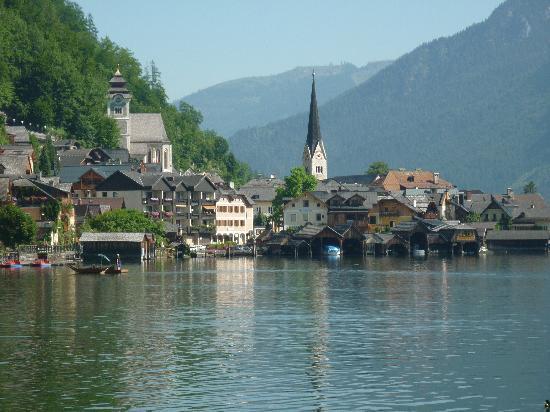 Gosau, Austria: Hallstatt