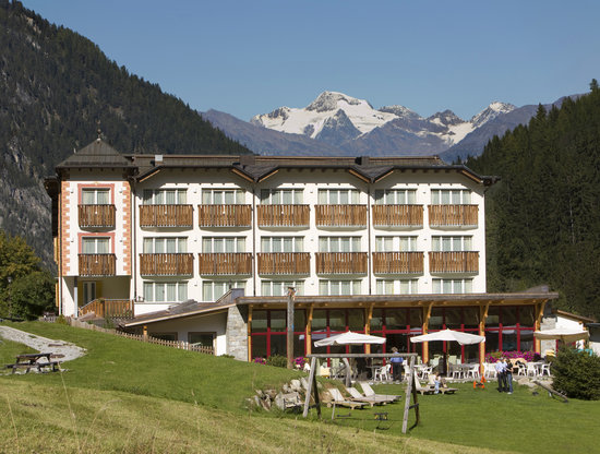 Trafoi, อิตาลี: Hotel Bella Vista Nationalpark Stilfserjoch