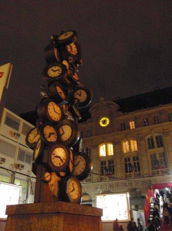 Gare St. Lazare