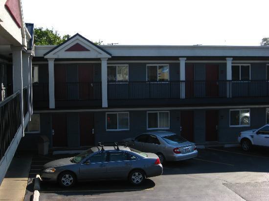 Carlton Inn Midway: Hotel Elevation View