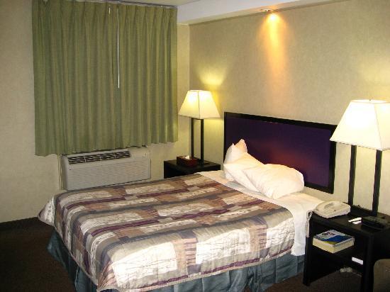 Carlton Inn Midway: Queen Bed
