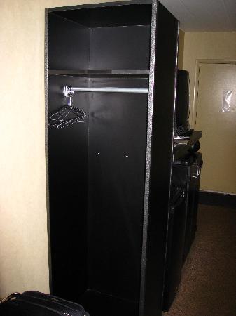 Carlton Inn Midway: Closet Module