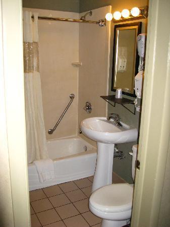 Carlton Inn Midway: Bathroom