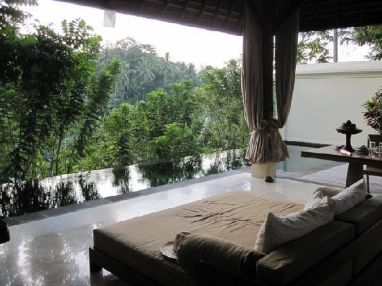 Komaneka at Bisma: 1 bedroom villa private pool