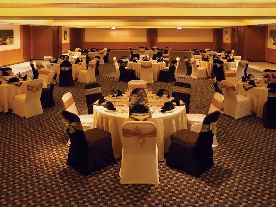 Four Points By Sheraton Navi Mumbai Vashi Banquet Hall Unison