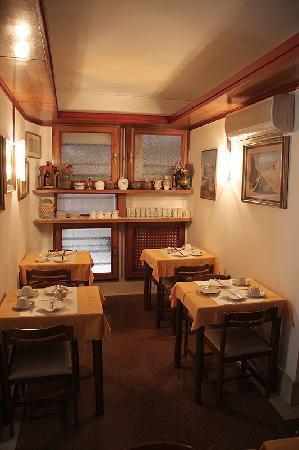 Hotel San Fantin: sala colazioni