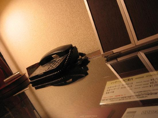 Hotel Keihan Asakusa : 客室内