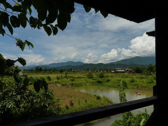 Maylyn Guest House: vue depuis balcon