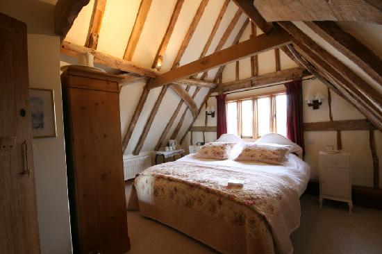 Stone Green Farm : Bosworth Room