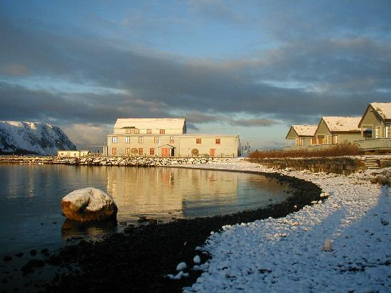 Longva, Norge: Gunnabuda & cabins in the winter