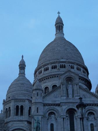 ビザンチン様式のドーム - パリ...
