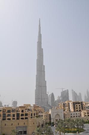 Manzil Downtown Dubai: Vista dalla camera