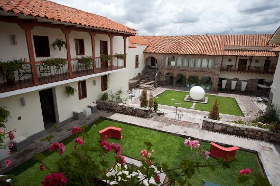 Casa Cartagena Boutique Hotel & Spa: Innenhof