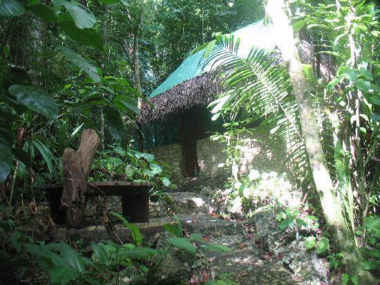 Hotel Finca Tatin: une cabana