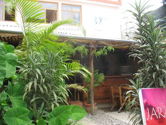 Cafe Atitlan: resto/bar du Jarachik