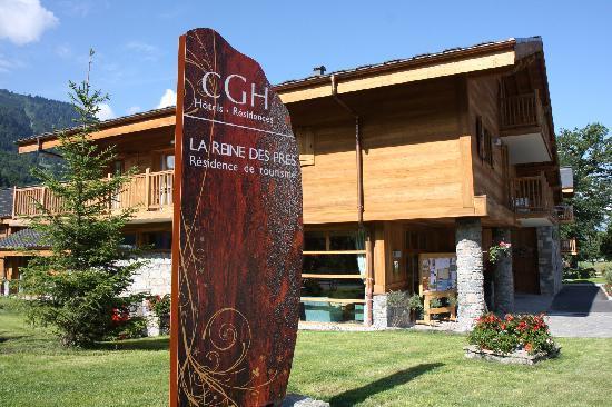 Residence CGH La Reine Des Pres