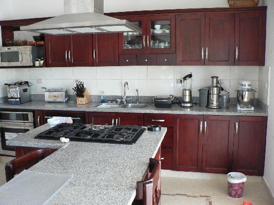Seaside 69, Sosua: Kitchen