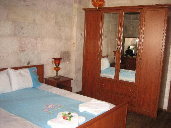 Old Greek House Restaurant and Hotel: My comfortable terrace room