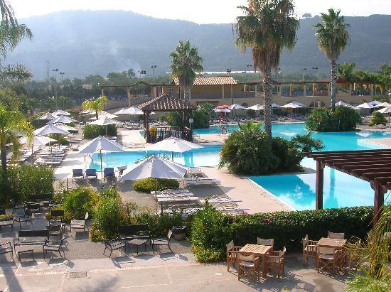 Le plan du club photo de club med napitia pizzo for Club piscine orleans
