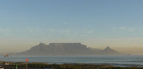 Dolphin Inn Guesthouse-Blouberg : View from near The Dolphin Inn