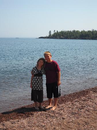 Caribou Highlands Lodge: Lake Superior