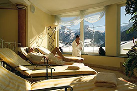 Granvara Relais & Spa Hotel: Zona relax