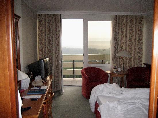 Danubius Health Spa Resort Heviz: Das Zimmer