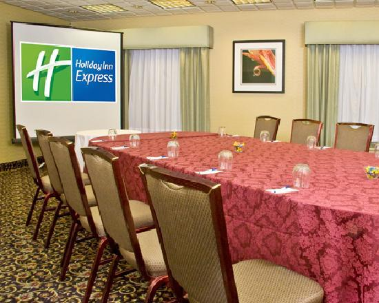 Holiday Inn Express & Suites Ann Arbor: Conference room