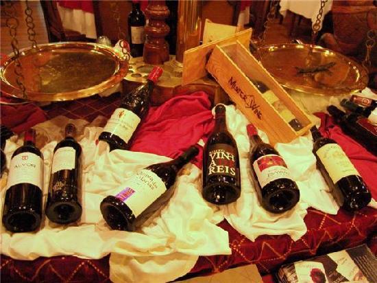 Restaurant Colombo : rest. colombo wines