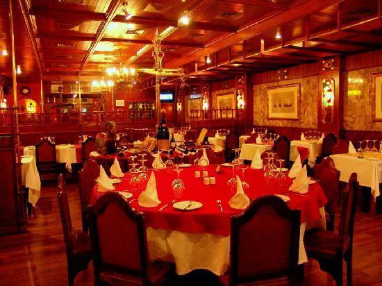 Restaurant Colombo : rest.colombo main room
