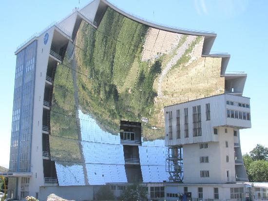 Pierre & Vacances Residence Le Pedrou: Four solaire