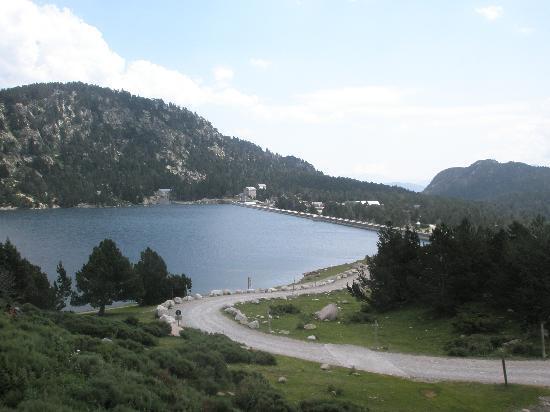 Pierre & Vacances Residence Pédrou: Lac des bouillouses