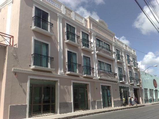 Hotel Nacional: me encanto la fachada