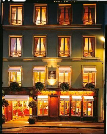 Hotel du Danube St. Germain