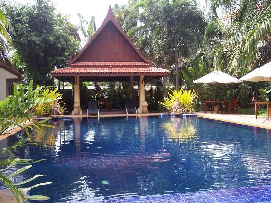 Baan Manthana Hotel: Baan Manthana's Pool