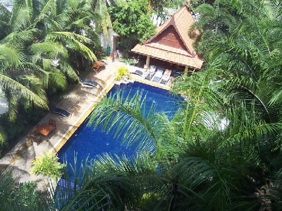 Baan Manthana Hotel: No Diving From Your Room